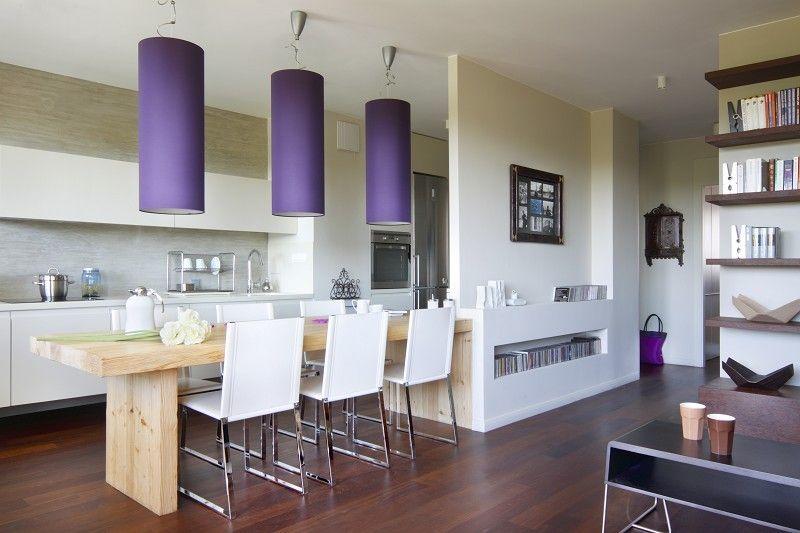 Jak urządzić kuchnię z salonem?  O wnętrzach wszystko i   -> Kuchnia Z Salonem Jak Urządzić