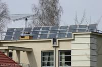 Kolektory słoneczne i pompa ciepła