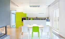 8 pomysłów na zieloną kuchnię. Zobacz zdjęcia kuchni pełnych energii