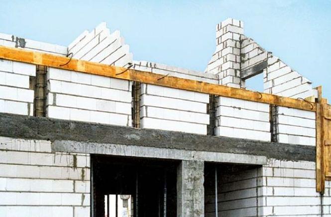 Ściany z silikatów