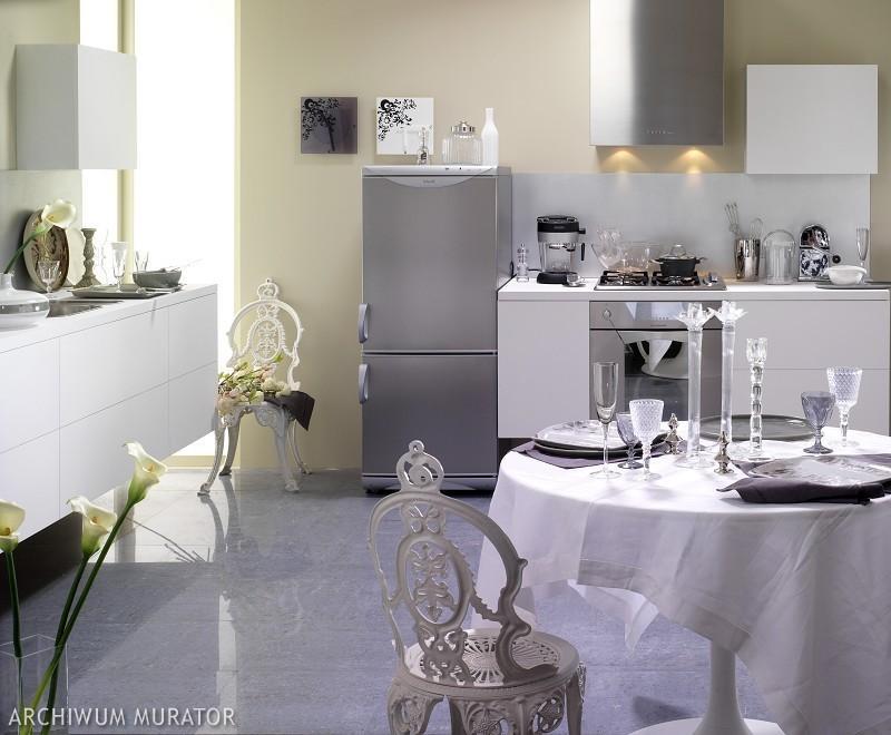 Galeria zdjęć  Kuchnia biała, kuchnia szara 10 aranżacji   -> Kuchnia Biala Stylowa