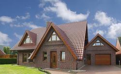 Nawierzchnia z cegły klinkierowej - sposób na ścieżki ogrodowe w intensywnych kolorach