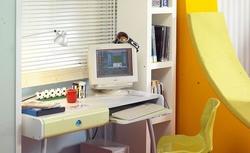 Jak urządzić pokój dla dziecka? Miejsce do nauki