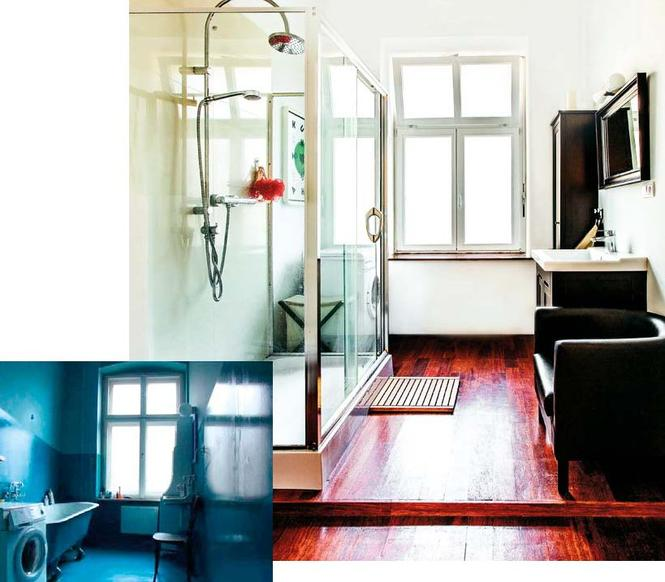 Metamorfoza łazienki - nowoczesne wnętrze
