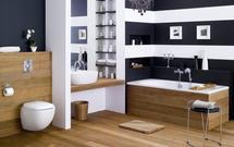 Drewno w łazience. Jakie drewno na podłogi i ściany wybrać?