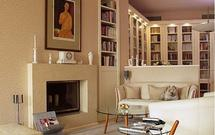17 salonów, z których trudno będzie wam wyjść. Bardzo przytulne i ciepłe aranżacje wnętrz