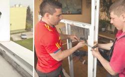Montaż ciepłych okien z PCW. Pierwsi laureci akcji Wymieniamy okna