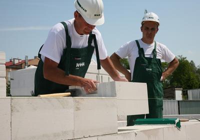 Kronika budowy domu z betonu komórkowego H+H. Relacja krok po kroku