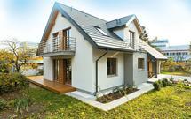Elewacje domów - jak dobrać ich kolor? Zobacz efektowne elewacje – zdjęcia domów jednorodzinnych