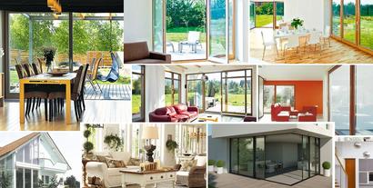 Jak doświetlić wnętrze domu? Oto ciekawe pomysły na duże przeszklenia