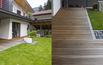 Drewniany taras PRZED olejowaniem