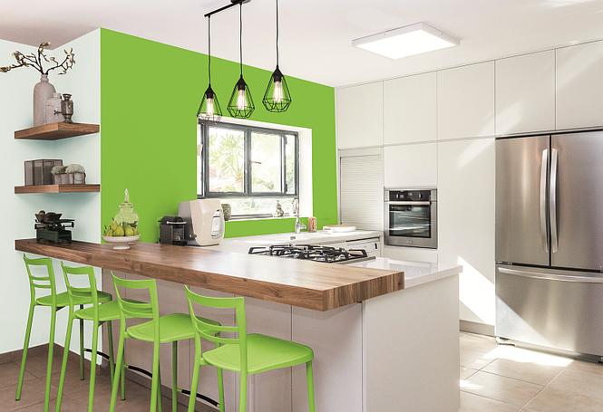 Kolory w kuchni  najmodniejsze połączenia kolorystyczne   -> Kolory Kuchni Modne