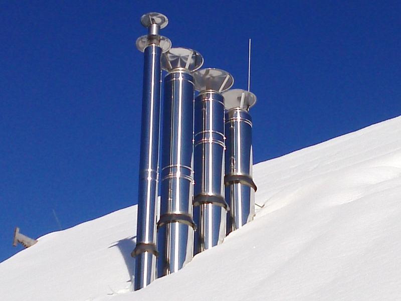 Dobór instalacji spalinowej do kotłów kondensacyjnych. O czym pamiętać?