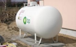 Ogrzewanie na gaz płynny