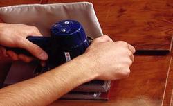 Szlifierka oscylacyjna - szlifierka do obróbki powierzchni płaskich