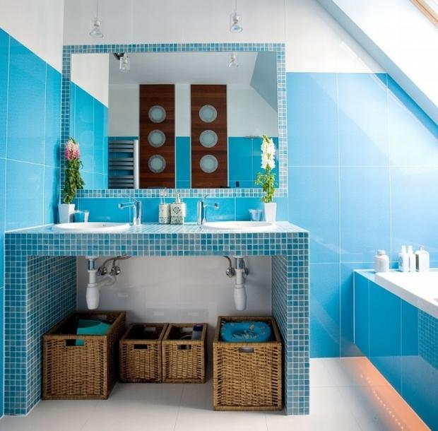 Łazienka marynistyczna
