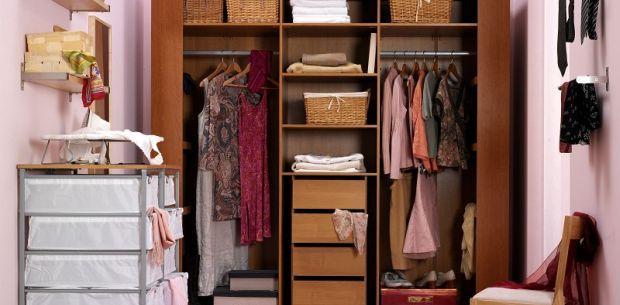 Szafa czy garderoba?