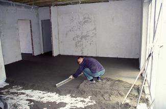 Podkłady podłogowe