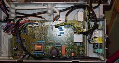 Nadzór pracy kotła przez Arduino