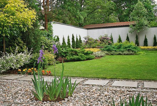 Piękny ogród za rozsądną cenę