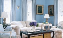 A może aranżacja salonu w stylu kolonialnym? Projektowanie wnętrz.