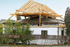 Koszt stropu drewnianego